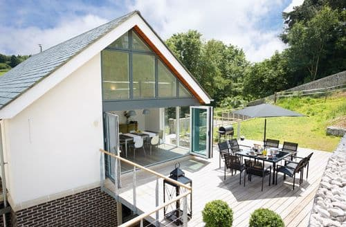 Last Minute Cottages - Lovely Piddinghoe Lodge S41557