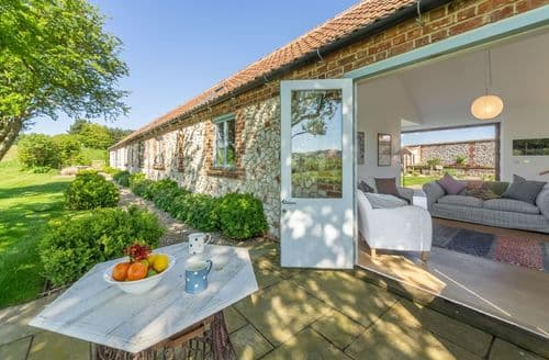 Last Minute Cottages - The Cart Shed (Norfolk), Burnham Deepdale
