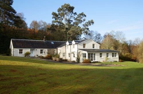 Last Minute Cottages - Port na Mine, Inverawe, near Taynuilt