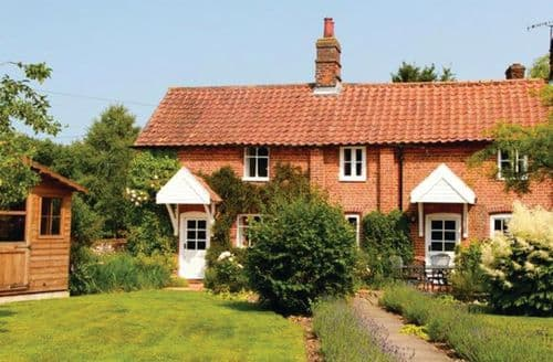 Last Minute Cottages - Adorable Plumstead Cottage S44889
