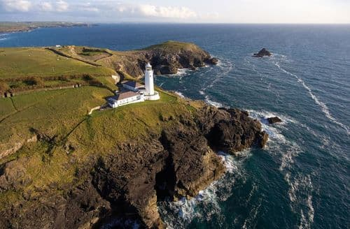 Last Minute Cottages - Nimbus Cottage, Trevose Head Lighthouse, Padstow