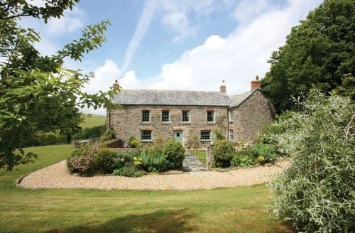 Big Cottages - Tasteful Tregony Cottage S44862