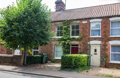 Last Minute Cottages - Beautiful Snettisham Cottage S72348