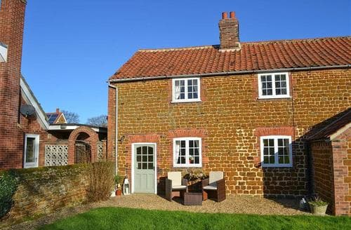 Last Minute Cottages - Gorgeous Snettisham Cottage S71194