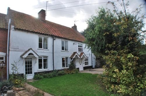 Last Minute Cottages - Delightful Thornham Cottage S71185