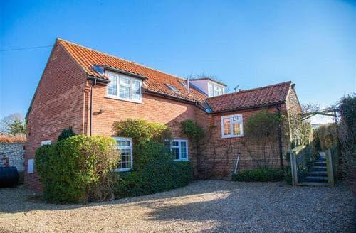 Last Minute Cottages - Excellent Brancaster Cottage S71323