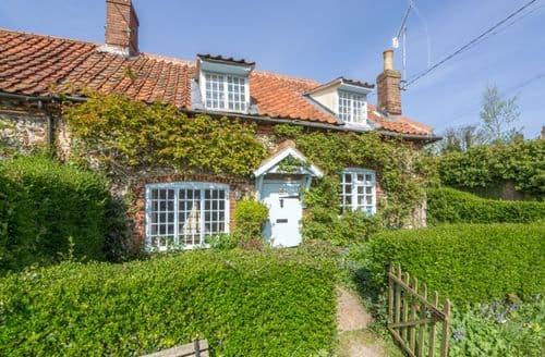 Last Minute Cottages - Gorgeous Great Walsingham Cottage S71105