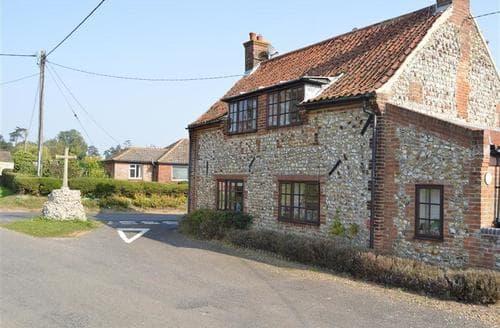 Last Minute Cottages - Pilgrims