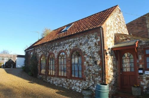 Last Minute Cottages - Splendid Sedgeford Cottage S71311