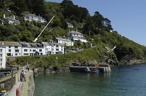 Last Minute Cottages - Luxury Cornwall Polperro Cottage S101993