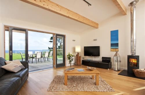 Last Minute Cottages - Gorgeous Cornwall Talland Bay Cottage S101784