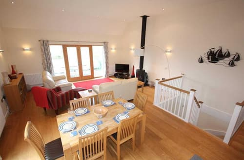 Last Minute Cottages - Quaint Cornwall Talland Bay Cottage S102183