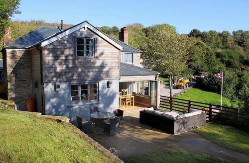 Last Minute Cottages - Tasteful South Devon Noss Mayo Cottage S102116