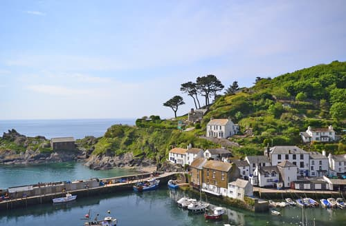 Last Minute Cottages - Gorgeous Cornwall Polperro Cottage S101779