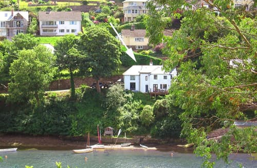 Last Minute Cottages - Inviting South Devon Noss Mayo Cottage S102344
