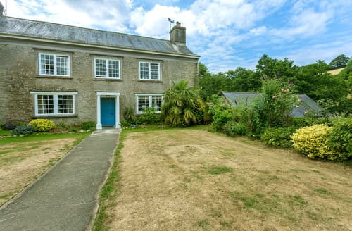 Last Minute Cottages - Bearscombe Farm West Wing