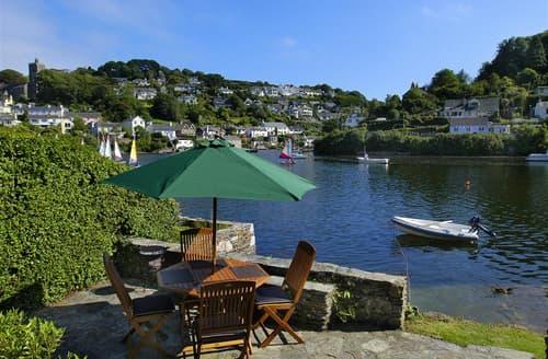Last Minute Cottages - Beautiful South Devon Newton Ferrers Cottage S102233