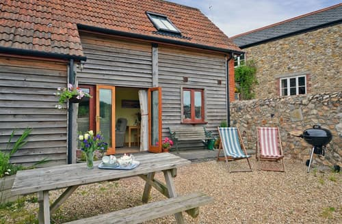 Last Minute Cottages - Captivating East Devon Colyton Cottage S101789