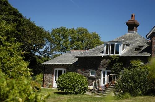 Last Minute Cottages - Captivating South Devon Noss Mayo Cottage S101747