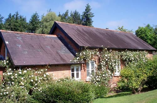 Last Minute Cottages - Charming Exmoor Shillingford Cottage S101753