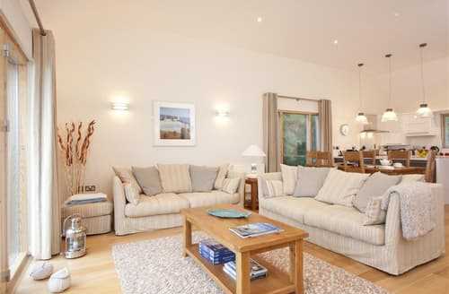 Last Minute Cottages - Lovely Cornwall Talland Bay Cottage S102198