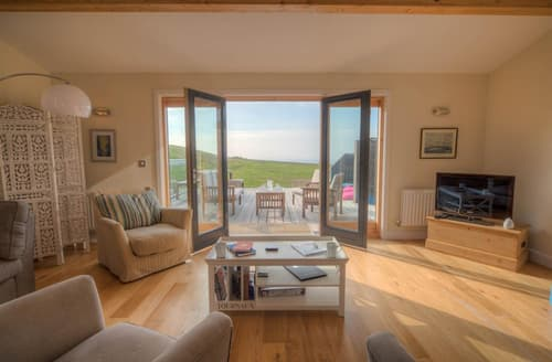 Last Minute Cottages - Lovely Cornwall Talland Bay Cottage S102464