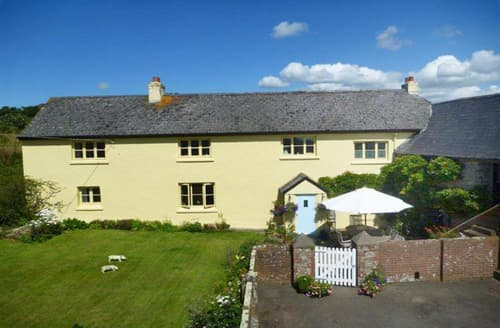 Last Minute Cottages - Hingston Whole House