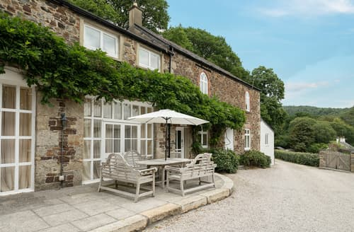 Last Minute Cottages - Holne Chase Carriage House