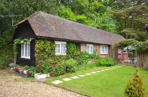 Last Minute Cottages - Gorley Firs Cottage