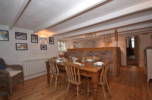 Last Minute Cottages - Gorgeous Cornwall Polperro Cottage S102047