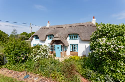 Last Minute Cottages - Forest Cottage