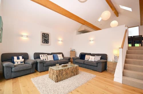 Last Minute Cottages - Gorgeous Cornwall Talland Bay Cottage S102186
