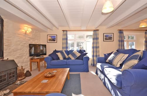 Last Minute Cottages - Splendid Cornwall Polperro Cottage S102243