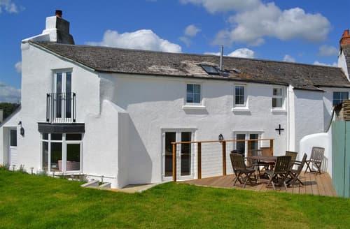 Last Minute Cottages - Superb South Devon Bigbury Cottage S102400