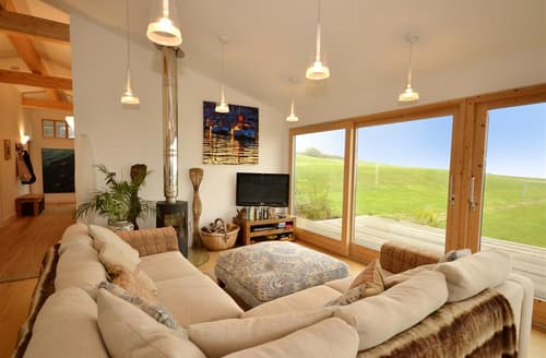Last Minute Cottages - Attractive Cornwall Talland Bay Cottage S101973