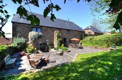 Last Minute Cottages - Wonderful South Devon Modbury Cottage S102444