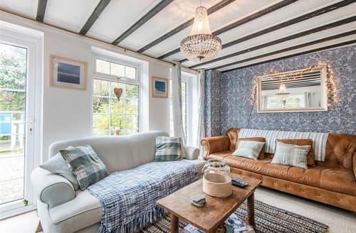 Big Cottages - Tasteful South Devon Kingston Cottage S102405