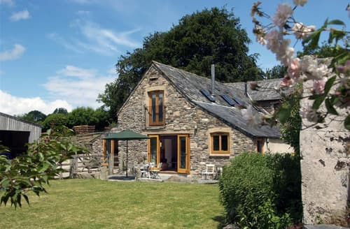 Last Minute Cottages - Gorgeous Cornwall Cotehele Estate Cottage S101663