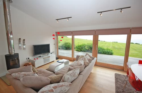 Last Minute Cottages - Gorgeous Cornwall Talland Bay Cottage S113713