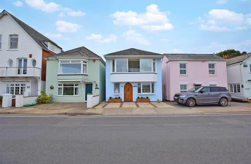 Big Cottages - Adorable Lymington Cottage S101754