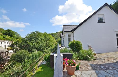 Last Minute Cottages - Captivating Cornwall Polperro Cottage S101929