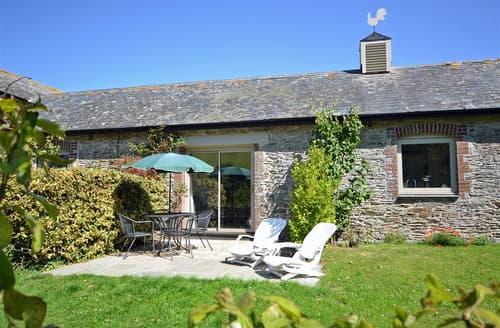 Last Minute Cottages - Court Barton Cottage No. 1