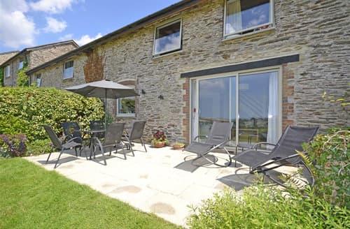 Last Minute Cottages - Court Barton Cottage No. 3