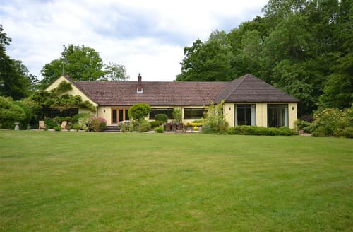 Last Minute Cottages - White Copse