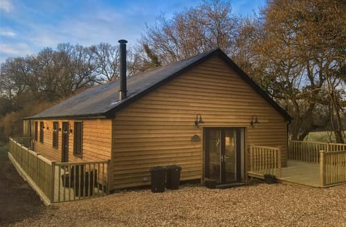 Last Minute Cottages - Captivating Fordingbridge Cottage S101755
