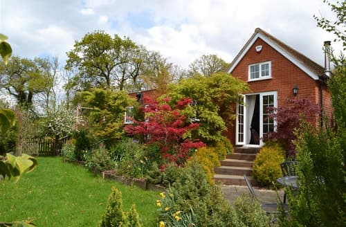 Last Minute Cottages - Excellent Fordingbridge Cottage S101876