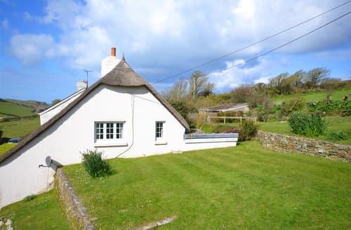 Last Minute Cottages - Quaint South Devon Hope Cove Cottage S101823