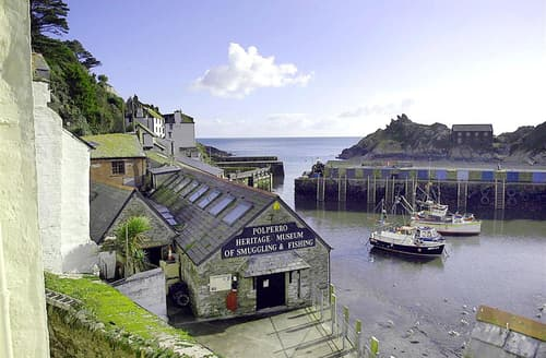 Last Minute Cottages - Wonderful Cornwall Polperro Cottage S102445