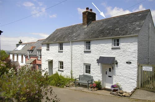 Last Minute Cottages - Adorable Cornwall Duloe Cottage S102338