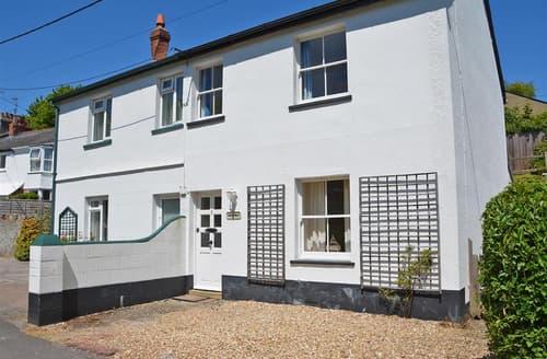 Last Minute Cottages - Beautiful Dorset Lyme Regis Cottage S102335